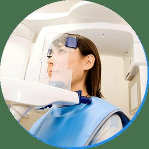 歯科用CT利用で安全なインプラントを実施